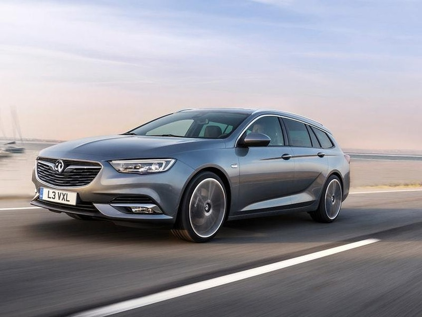 UK Drive: Vauxhall's Insignia Sports Tourer is a comfortable estate car option