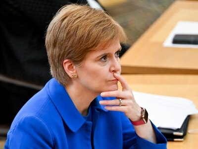 Nicola Sturgeon defends 'tough' new coronvirus restrictions for Scots