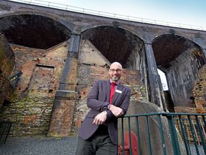 Nick Ralls, chief executive of the Ironbridge Gorge Museum Trust