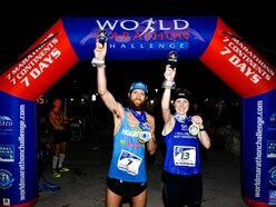 Shropshire hills are the secret to World Marathon Challenge winner's success