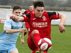 Dan Beddows injury a blow for Market Drayton Town