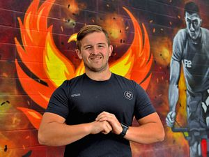 Fitness instructor/personal trainer David Jones at Phase 2 Gym