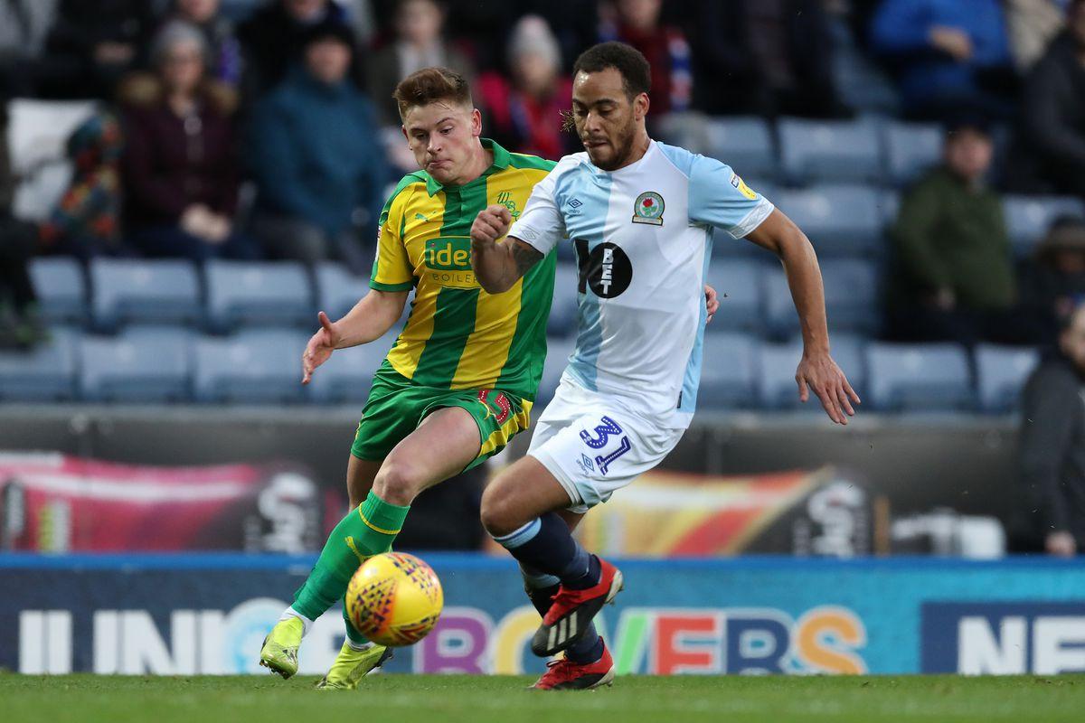 Blackburn Rovers club captain Elliott Bennett is set to check into Shrewsbury on loan (AMA)