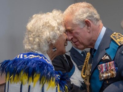 In Pictures: Maori welcome for Charles and Camilla in New Zealand