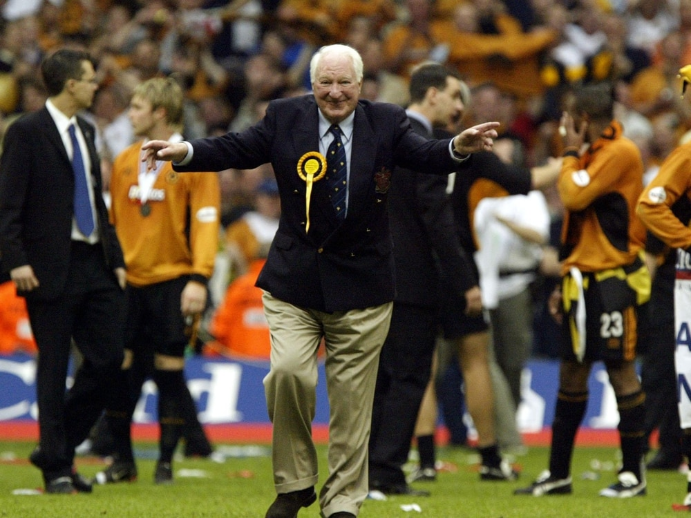 Wolves Sir Jack Hayward statue to be unveiled next month