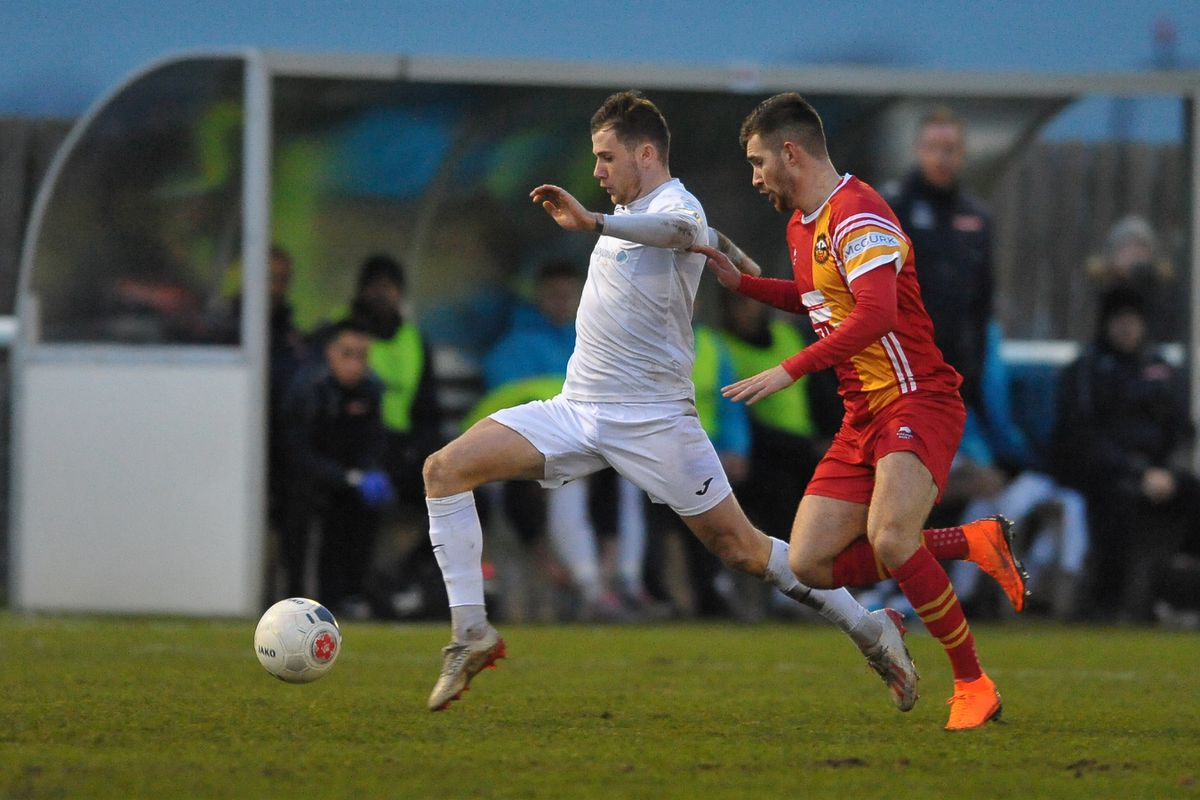 Arlen Birch has agreed terms with AFC Telford for the rest of the season