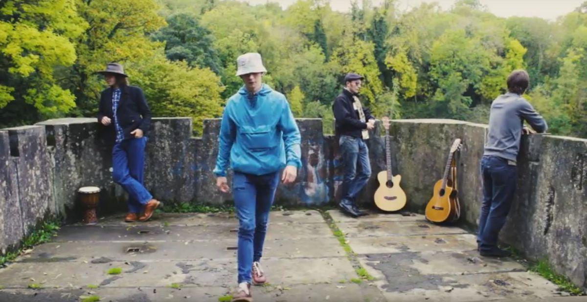 Savannah filmed their latest video at Telford Town Park.
