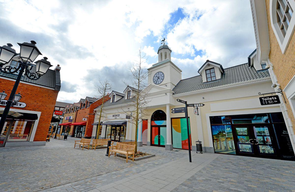The McArthurGlen Designer Outlet West Midlands