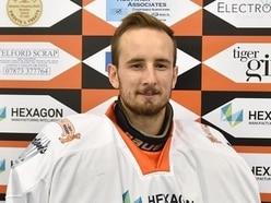 Netminder Zack Brown returns to Telford Tigers 2