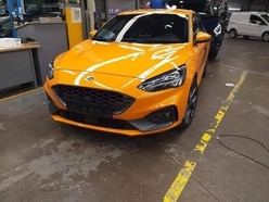 Ford Focus ST leaks online months ahead of public reveal