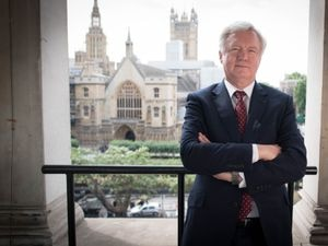 David Davis' resignation triggered a day of drama at Westminster