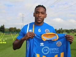 Shrewsbury Town complete Omar Beckles signing