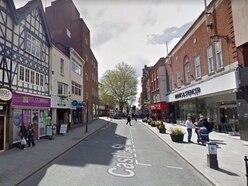 Shrewsbury town centre roads to close for resurfacing work