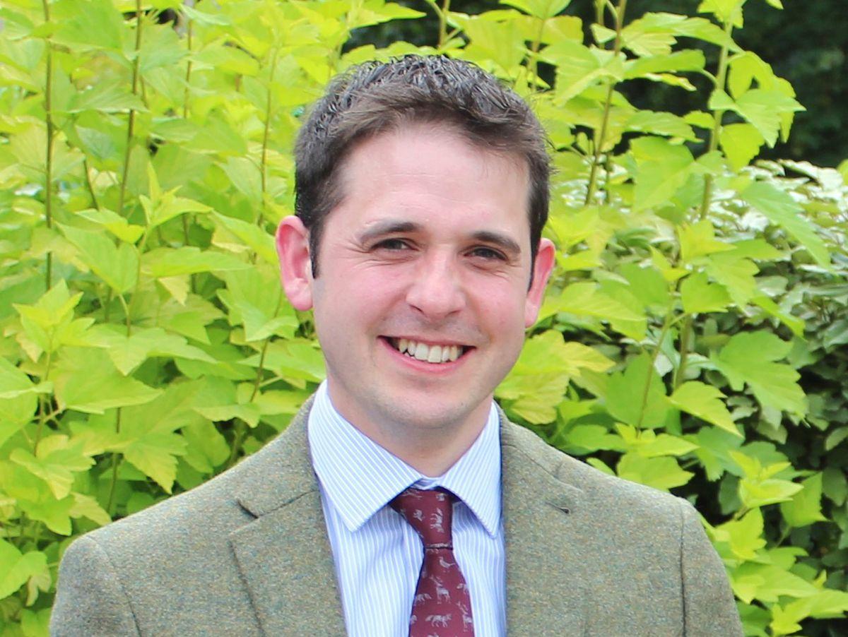 Tom Goatman is chief executive of the British Grassland Society