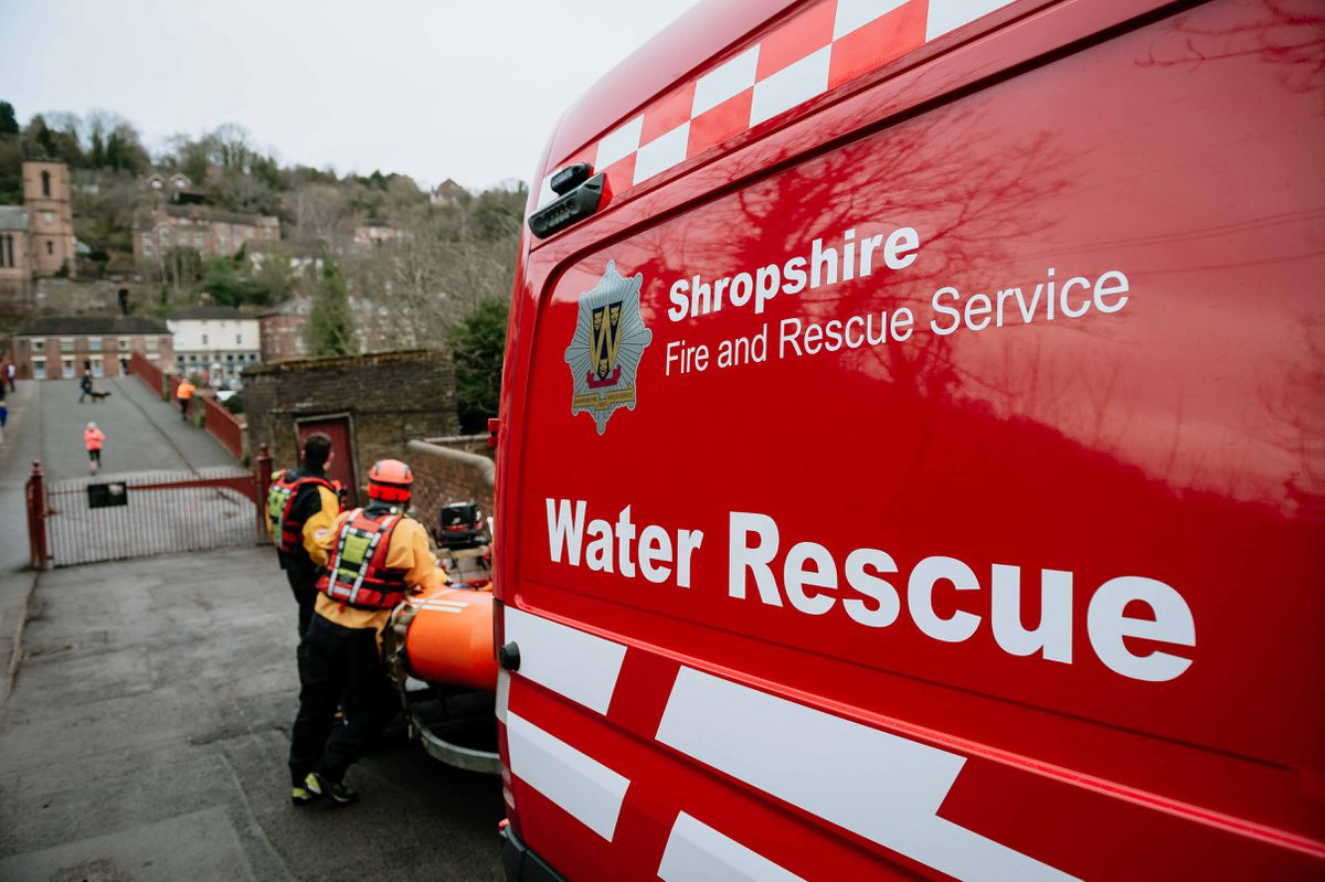 Emergency services in Ironbridge