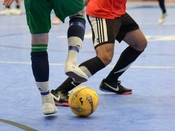 Watch: Futsal player scores screamer of an own goal at the youth Olympics