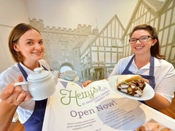 New community cafe is the icing on the cake for Bridgnorth