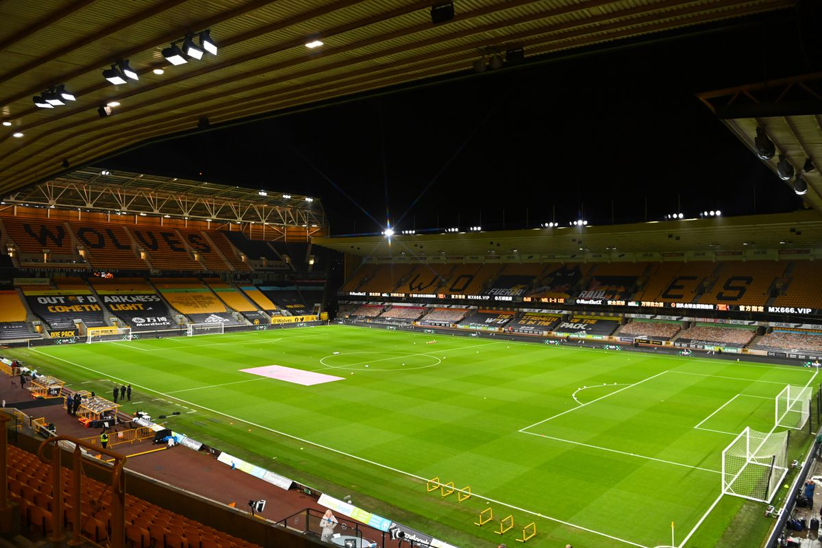 Molineux Stadium, home stadium of Wolverhampton Wanderers (AMA)