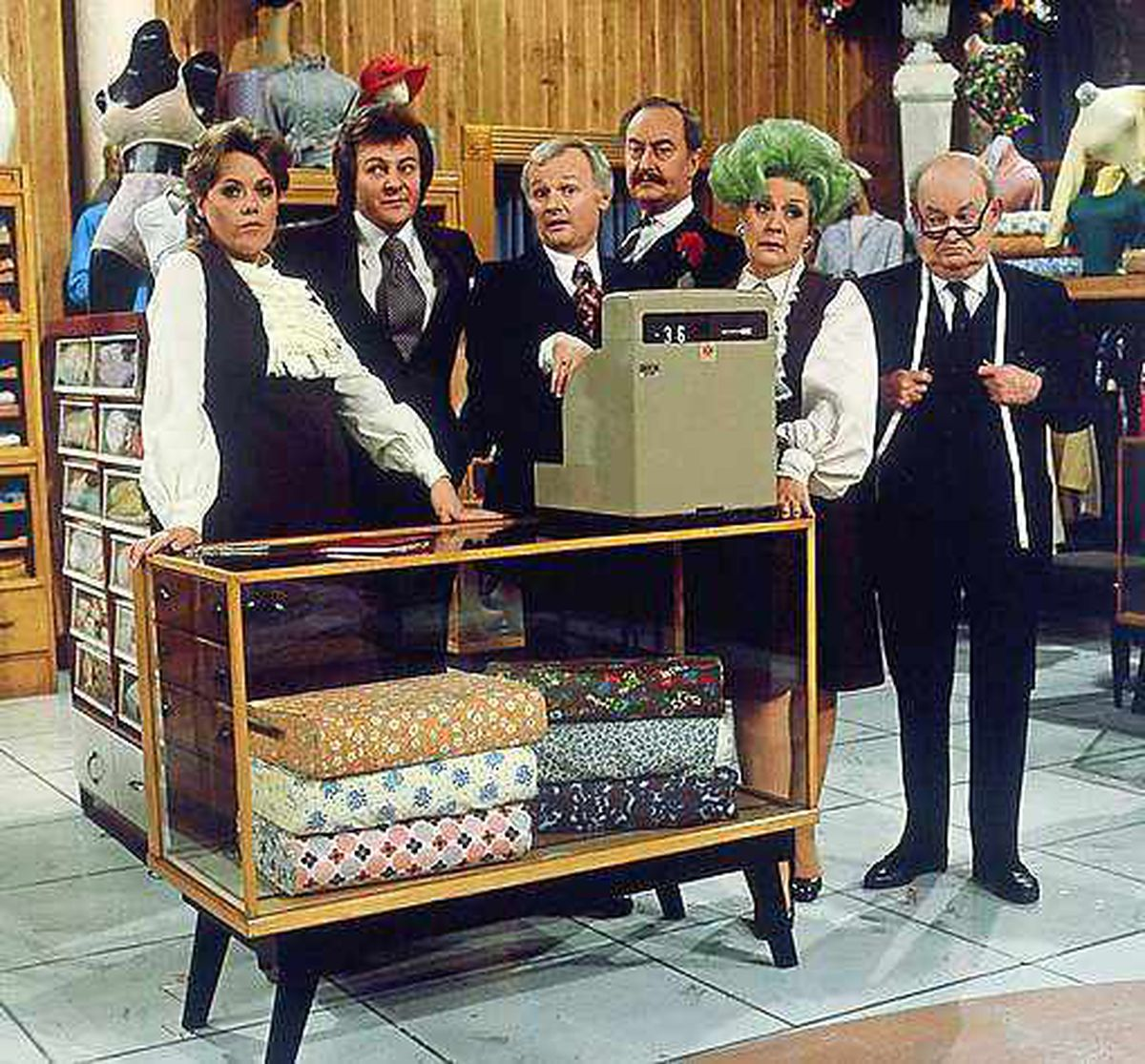Are You Being Served? is set for a remake