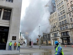Steam pipe explosion forces evacuation of 49 buildings in New York