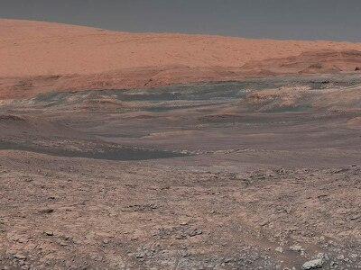Nasa's Mars rover Curiosity marks '2,000 days' on red planet