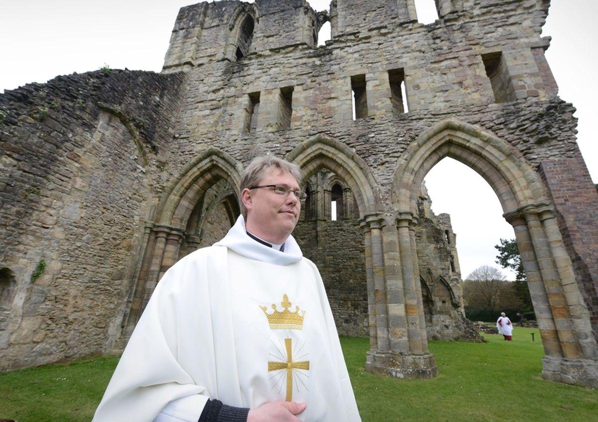 The Reverend Matthew Stafford