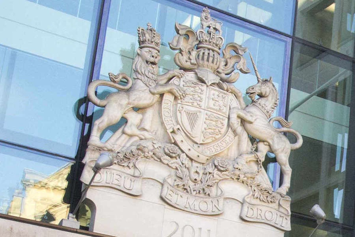 Telford teenager caught with cocaine hid from police behind wheelie bin