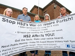 HS2: Campaigners fear construction traffic for phase two