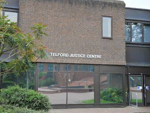 Telford Justice Centre /  Telford Magistrates Court stock