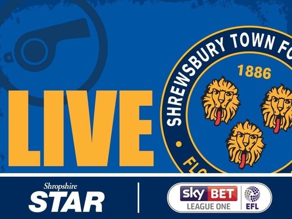 Shrewsbury 1 Rochdale 0 - LIVE