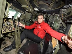 In the cockpit: Rare chance to see inside planes at RAF Museum Cosford