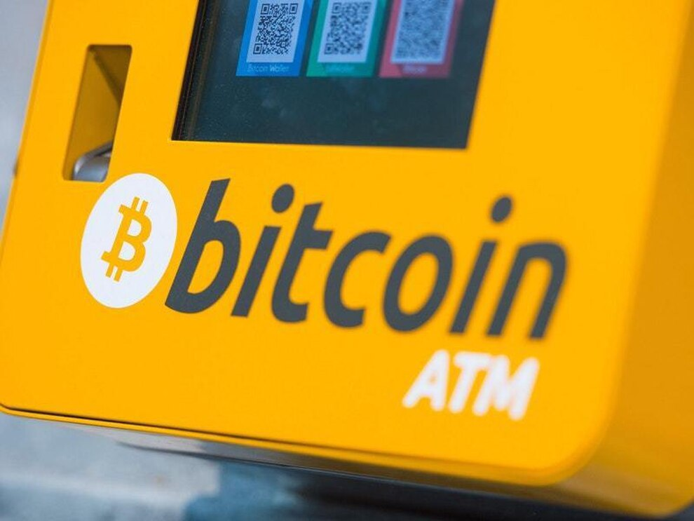 First Bitcoin Atm Installed At Shropshire Petrol Station
