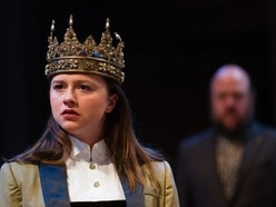 'Striking piece' King John comes to Swan Theatre - review