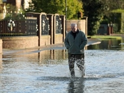 Government response to severe flooding woeful, Labour and Lib Dems say