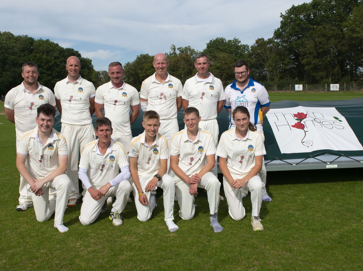 Alveley Cricket Club net investment to improve their new home