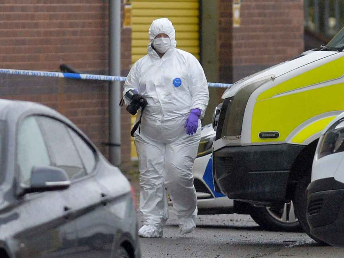 Police are appealing for information after a 20-year-old was shot and killed in Telford
