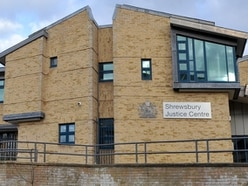 Three men admit to Telford street assault