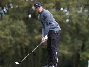 Will Enefer has come a long way from learning his game to competing on the European Tour    Pictures: Peter Shah/Will Enefer