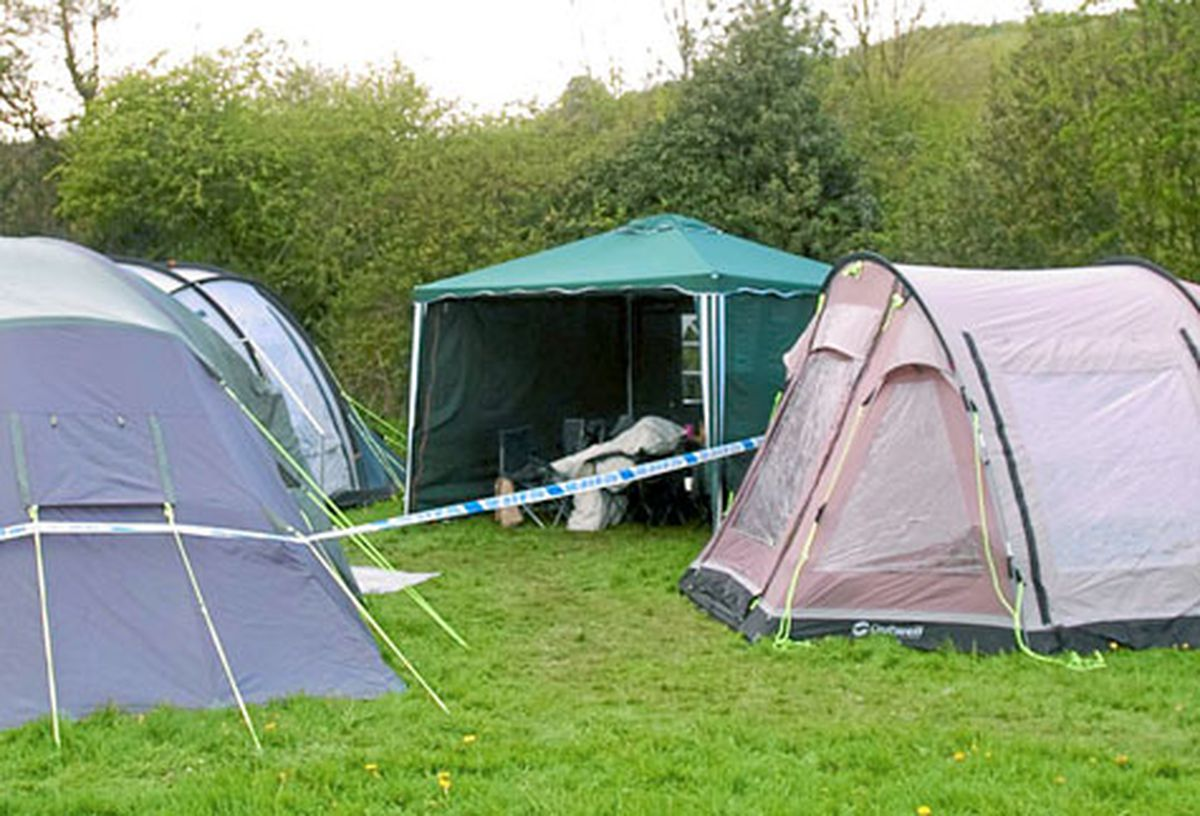 Shropshire camping death inspires fire safety campaign