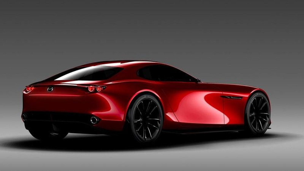 Mazda Has Announced That It Will Introduce An All Electric And Petrol Hybrid Model Next Year