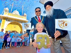 Sikh temple and nursery celebrate joint 50th