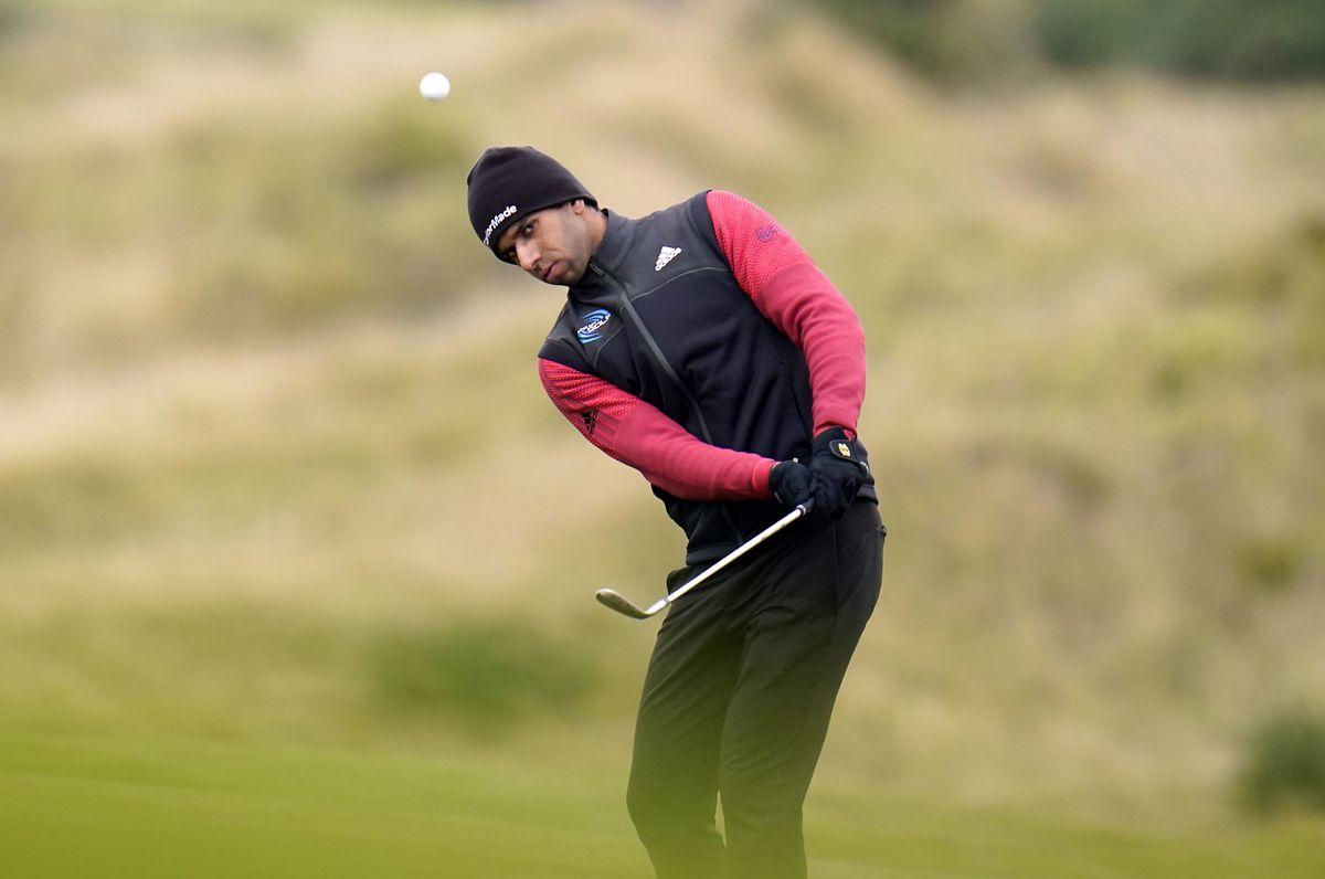 Otaegui felt 'win was coming' after storming to Scottish Championship glory