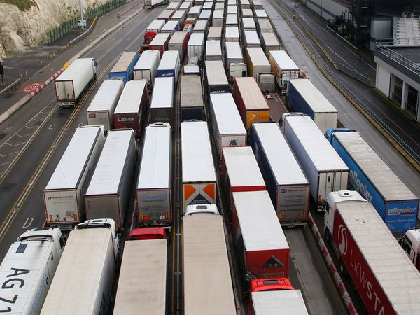 A shortage of hauliers is affecting businesses across the UK