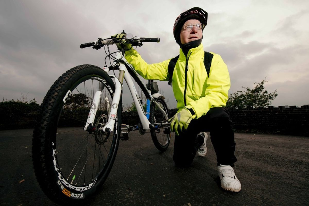 Colin Smith, 72, wants to start a new club for like-minded people who would like to take in the sights at a slower pace
