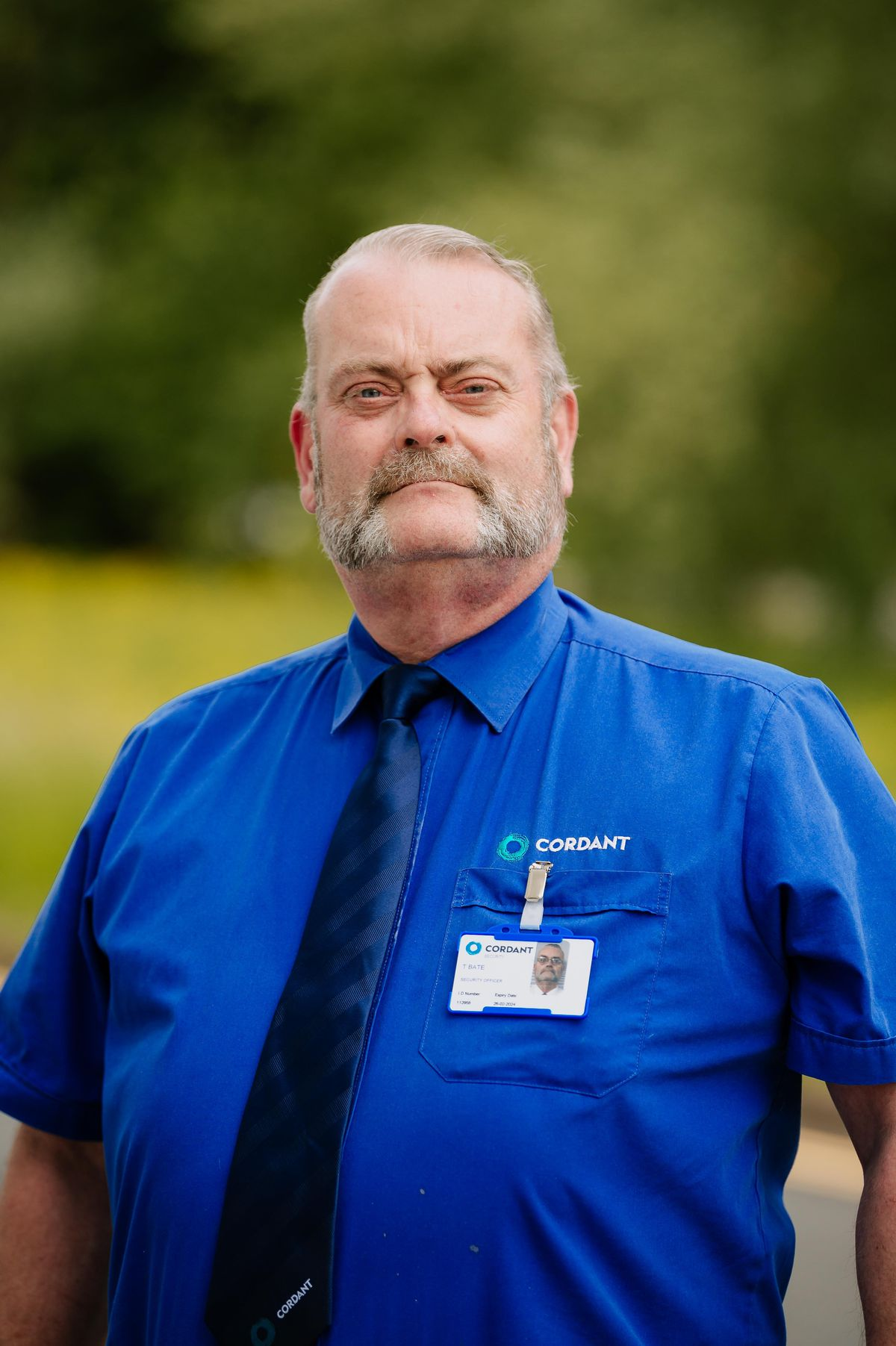 Trevor Bate from Telford will receive the BEM for his services delivering prescriptions to the community during Covid.