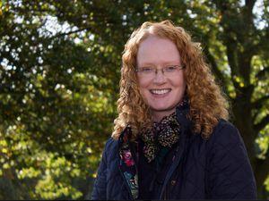 Shropshire Star farming column columnist Jaclyn Green of Harper Adams University.