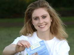 Sophie's London Marathon challenge in aid of charity founded by her grandfather
