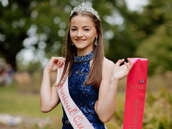 Bridgnorth Carnival Queen Robyn aiming for two crowns