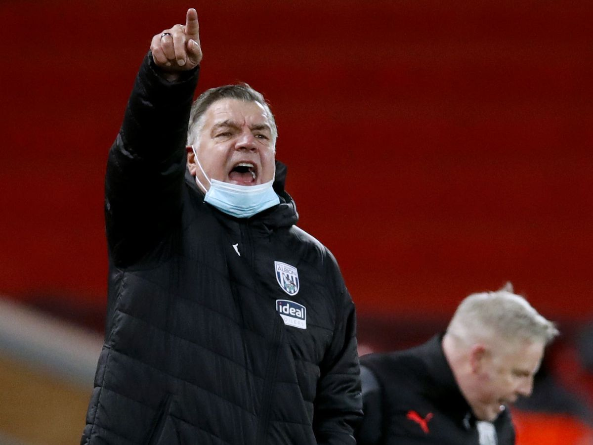 Sam Allardyce has criticised the Government's interference in football