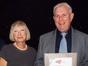 Jilly Broadbent honoured to have served as county president